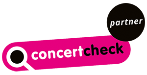 Netweters is Partner van Concertcheck.nl